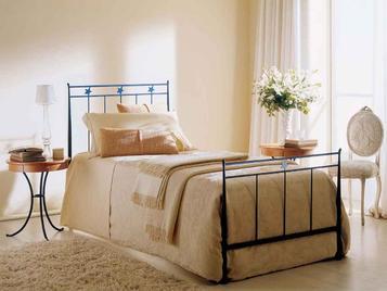 Итальянская кровать Milvia/S фабрики BONTEMPI CASA