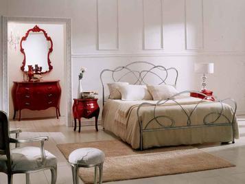 Итальянская спальня Fantasy фабрики BONTEMPI CASA