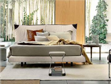 Итальянская кровать KELLY'S фабрики BONTEMPI CASA