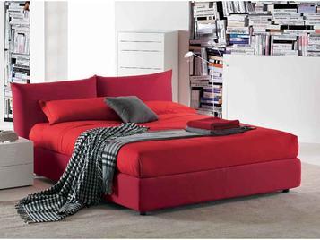 Итальянская кровать CORFù-1 фабрики BONTEMPI CASA