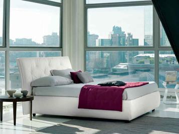 Итальянская кровать JANET фабрики BONTEMPI CASA