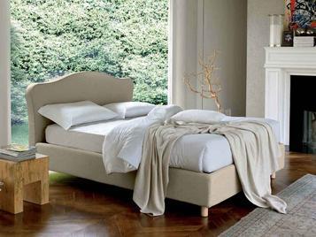Итальянская кровать Zaffiro012 фабрики BONTEMPI CASA
