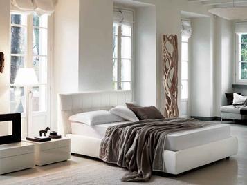 Итальянская кровать ANDROMEDA фабрики BONTEMPI CASA