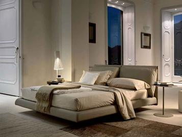Итальянская кровать MALOU фабрики BONTEMPI CASA