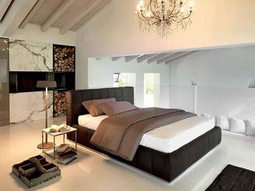 Итальянская кровать APOLLO012 фабрики BONTEMPI CASA