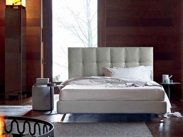 Итальянская кровать GEMMA фабрики BONTEMPI CASA
