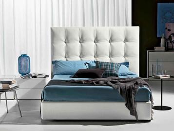 Итальянская кровать GEMMA-1 фабрики BONTEMPI CASA
