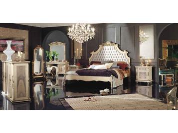 Итальянская спальня LORCA фабрики BIANCHINI