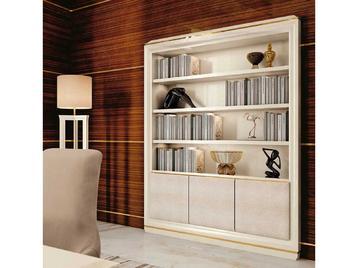 Итальянский книжный шкаф 2182  фабрики REDECO