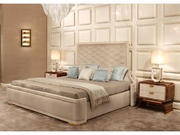 Итальянская кровать 3013 фабрики REDECO