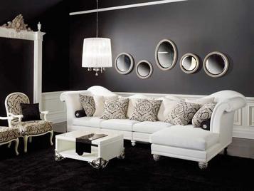 Итальянский диван DOGE фабрики ELLEDUE