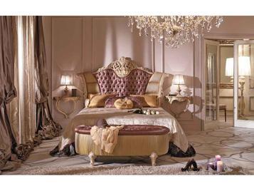 Итальянская кровать Dubai 01 фабрики BIANCHINI
