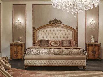 Итальянская кровать Saint Petersburg 01 фабрики BIANCHINI