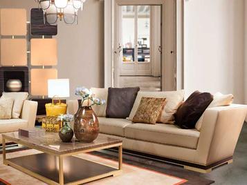 Итальянская мягкая мебель PITTI фабрики GHERARDINI HOME