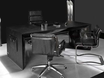 Итальянский письменный стол DRIVING фабрики TONINO LAMBORGHINI