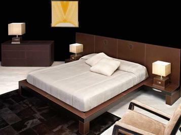 Итальянская кровать MONZA фабрики TONINO LAMBORGHINI