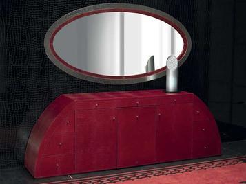 Итальянский туалетный стол SUPER ARCH фабрики TONINO LAMBORGHINI
