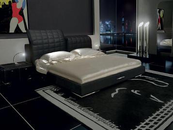 Итальянская кровать BRISBANE фабрики TONINO LAMBORGHINI