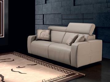 Итальянский диван-кровать TL710 фабрики TONINO LAMBORGHINI