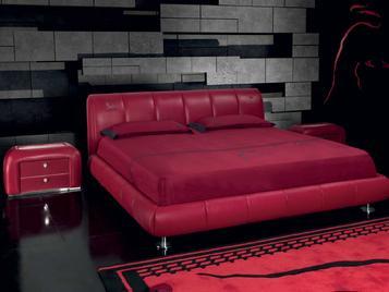 Итальянская кровать TL210 фабрики TONINO LAMBORGHINI