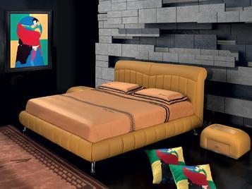 Итальянская кровать TL200 фабрики TONINO LAMBORGHINI