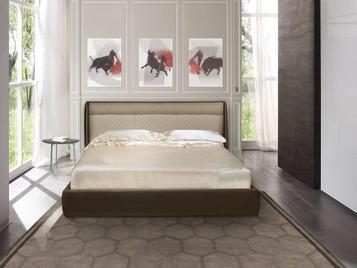 Итальянская кровать OPHELIA фабрики TONINO LAMBORGHINI