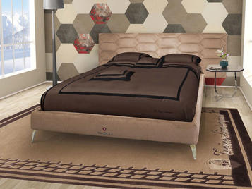 Итальянская кровать ARIEL фабрики TONINO LAMBORGHINI