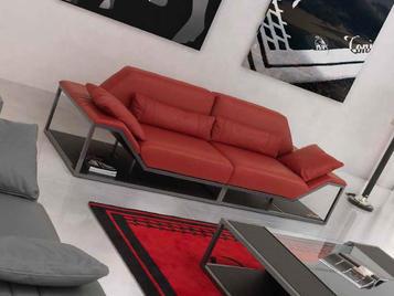 Итальянская мягкая мебель LONG BEACH MODERN фабрики TONINO LAMBORGHINI