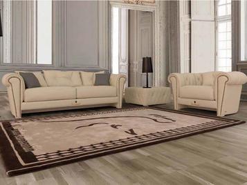 Итальянская мягкая мебель DERBY фабрики TONINO LAMBORGHINI