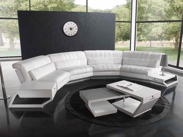 Итальянская мягкая мебель VALENCIA фабрики TONINO LAMBORGHINI