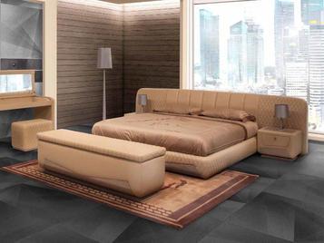 Итальянская кровать KYALAMI фабрики TONINO LAMBORGHINI