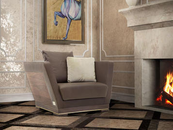 Итальянское кресло ALHAMBRA фабрики FORMITALIA
