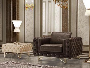 Итальянское кресло ELISA фабрики FORMITALIA