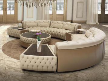 Итальянская мягкая мебель PICCADILLY CIRCUS фабрики FORMITALIA