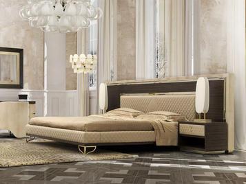 Итальянская кровать MONTGOMERY фабрики FORMITALIA