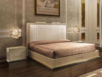 Итальянская кровать TIME SQUARE фабрики FORMITALIA