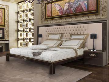 Итальянская кровать RIBOT фабрики FORMITALIA