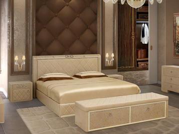 Итальянская кровать TRAFALGAR фабрики FORMITALIA