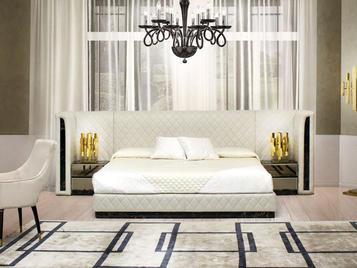Итальянская кровать ROYAL фабрики FORMITALIA