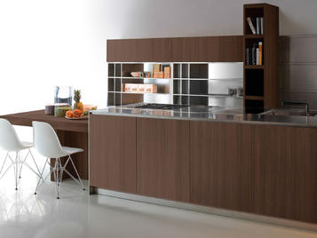 Итальянская кухня GHOST EUCALIPTO фабрики XERA