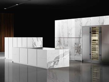 Испанская кухня Luxury Stone Cassini фабрики DOCA