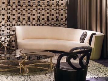 Бельгийская мягкая мебель CHRYSANTHE фабрики JNL
