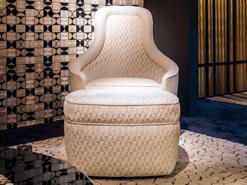Бельгийское кресло FILOMENO фабрики JNL