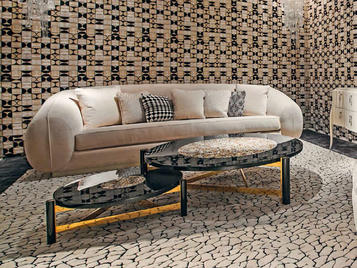 Бельгийская мягкая мебель CASSIDY фабрики JNL