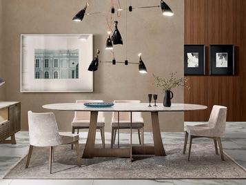 Итальянский стол MOORE фабрики I4 MARIANI