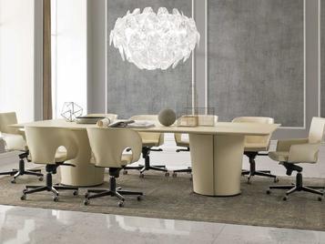 Итальянский стол для совещаний PAPIER фабрики I4 MARIANI