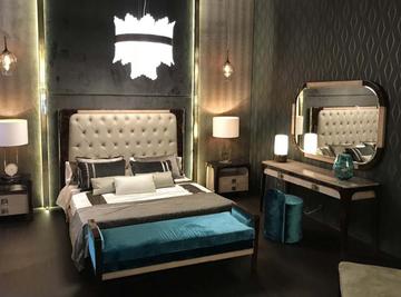 Испанская кровать ASCOT фабрики MARINER