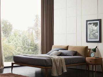 Итальянская кровать INDIGO фабрики SELVA TIMELESS