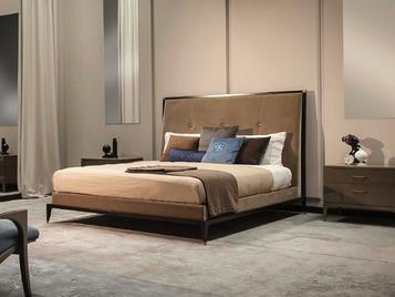Итальянская кровать DELANO фабрики SELVA TIMELESS