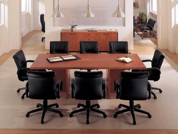 Итальянский стол для переговоров CONCORDIA фабрики R.A. MOBILI S.P.A.